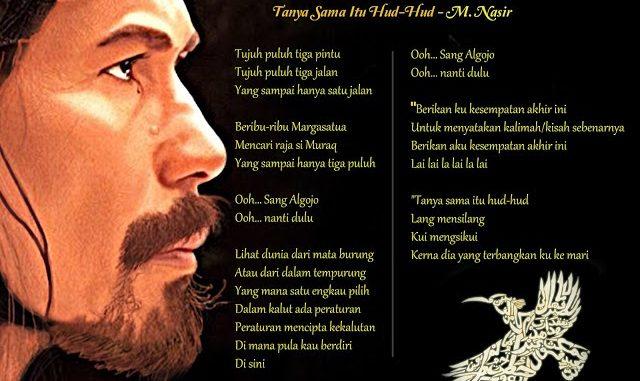 Inilah Maksud Di Sebalik Lagu Tanya Sama Hud Hud Dendangan Datuk M Nasir Salam My